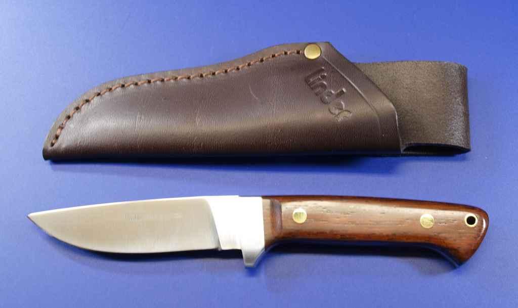 linder solingen 440 custom knife mit cocoboloholz. Black Bedroom Furniture Sets. Home Design Ideas